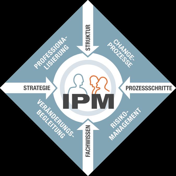 IPM, Strategie, Struktur, Prozessschritte, Fachwissen